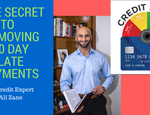 How to Remove a 30 Day Late Payment From the Credit Report