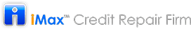 iMax Credit Repair Firm Logo